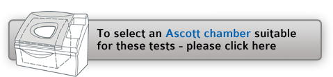 Ascott Chamber product selector